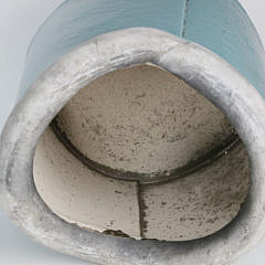 Piero Fenci Covered and Footed Cylinder