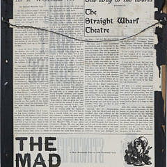 """Rare Vol. I, No 1 of """"The Whaler"""" Periodical July 2, 1961 20 cents"""