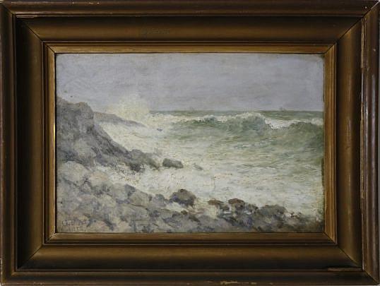 108-4147 Oil Rocky Coastline A_MG_0504