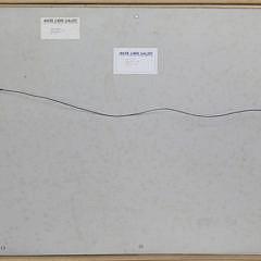 "Elena Borstein Acrylic on Canvas ""Monolithos"""