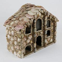 Contemporary Seashell Encrusted House