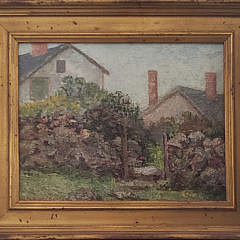 151-2126 Partridge Oil Painting A