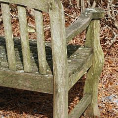 Kingsley-Bate Teakwood Bench