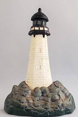 2269-955 Lighthouse Doorstop A