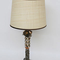 5-4939 Shell encrusted lamp A_MG_0250