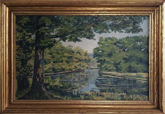7-3399 Antonio Cirino Landscape A