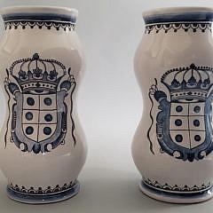 2404-955 Porcelain Vases A