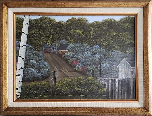 15-4266 Von Trier Painting A