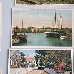 Collection of Vintage Nantucket Ephemera