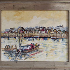 9-3191 Bratches Oil Painting A