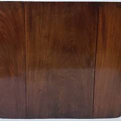 English Mahogany Hepplewhite Pembroke Table, 19th Century