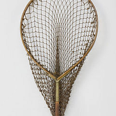Collection of Antique Sporting Equipment, 19th Century