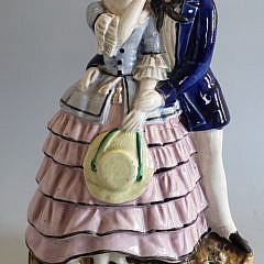 153-4621 Staffordshire Couple A