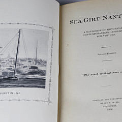 Nantucket Book: SEA-GIRT NANTUCKET
