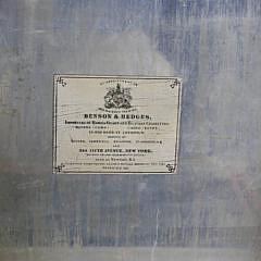 English Benson & Hedges Humidor