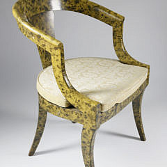 1630-54 Sponge painted chair A_MG_2085