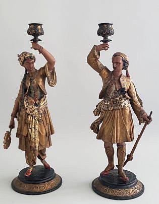 182-4621 Balkan Figurines A