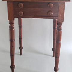 21-4621 Sheraton Two Drawer Stand A