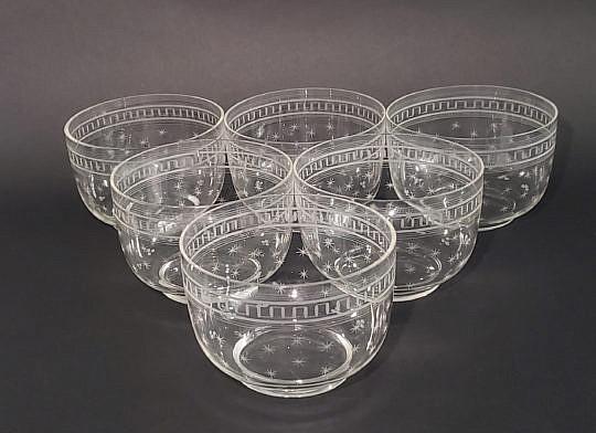 2415-955 Crystal Finger Bowls A