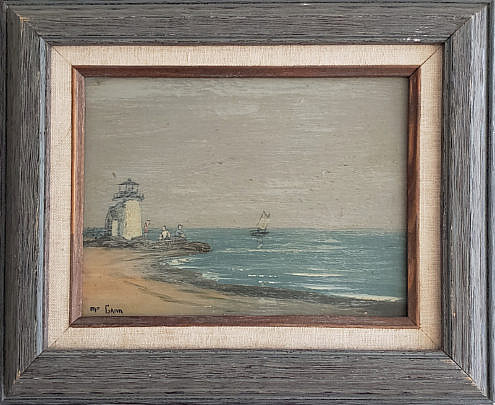 2419-955 McGann Brant Point Painting A