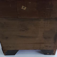 Vintage Ten Drawer Apothecary Cabinet Chest