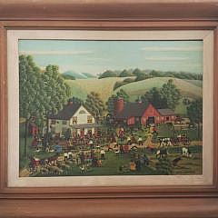 29009 Bolstad Folk Art Painting A