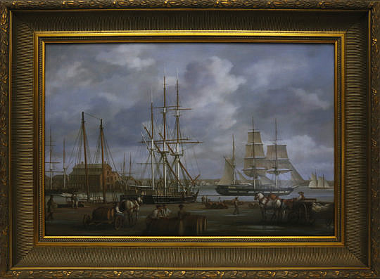 31-4934 Louis Dodd Oil American Shipping Dock A_MG_0925