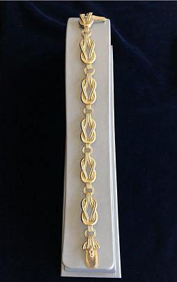33-4847 Ilias Lalaounis Hercules Knot Bracelet A IMG_6868