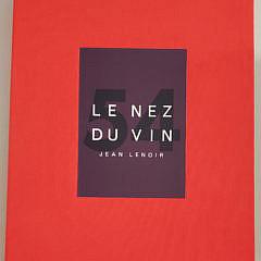 English Le Nez Du Vin Jean Lenoir 54 Wine Aromas Masterkit