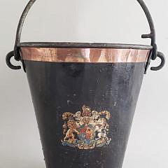 34-2674 English Peat Bucket A