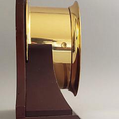Vintage Brass Chelsea Ship's Bell Clock