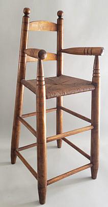 40558 High Chair A