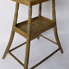 44-4901 Two Tier Side Table A