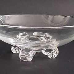 577-1865 Steuben Bowl A