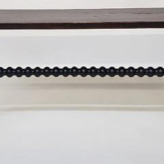 56-4901 Gothic Oak Bench A