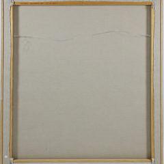 "June Owen Acrylic on Linen, ""Midsummer Sea"""