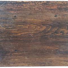 Antique American Rectangular Top Tavern Table