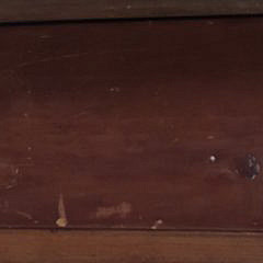 18th Century American Pine One Drawer Tavern Table