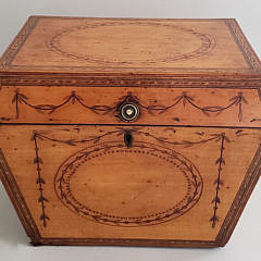 424-3771 Inlaid Box A