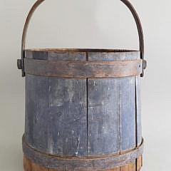 35-2674 Antique Firkin A