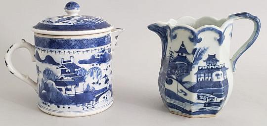 26-4896 Canton Mug Creamer A