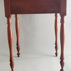 19th Century American Sheraton Cherry Night Stand