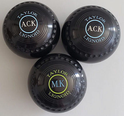 10-4934 Nantucket Bowling Balls A