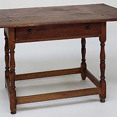4-4859 Rectangular Tavern Table A
