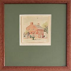 585-1865 Doris Beer Customs House A