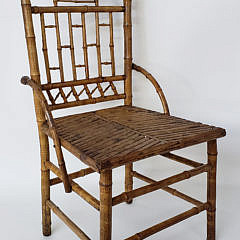 22-4901 Bamboo Side Chair A