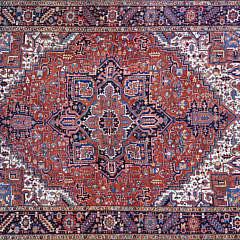 100-4700 Persian Heriz A 001