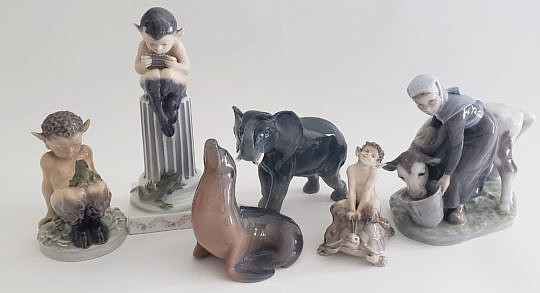 12-4957 Royal Doulton Figurines A