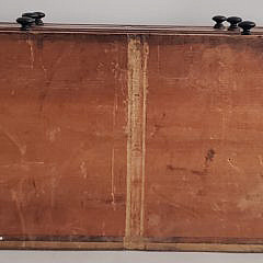 Vintage Ten Drawer Apothecary Cabinet on Stand