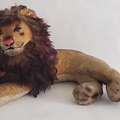 136-4962 Steiff Lion A